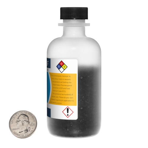 Activated Charcoal Coarse - 4 Ounces in 2 Bottles