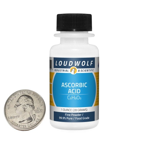 Ascorbic Acid - 1 Ounce in 1 Bottle