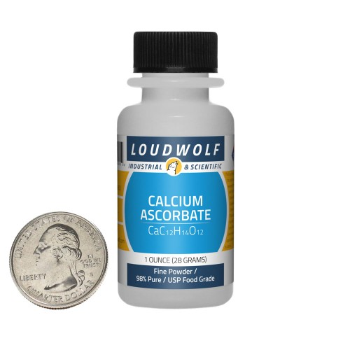 Calcium Ascorbate - 1 Ounce in 1 Bottle