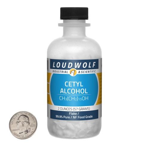 Cetyl Alcohol - 2 Ounces in 1 Bottle