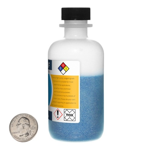 Copper Sulfate - 4 Ounces in 1 Bottle