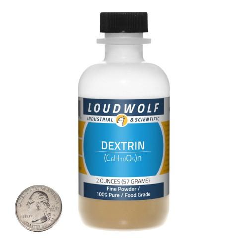 Dextrin - 2 Ounces in 1 Bottle