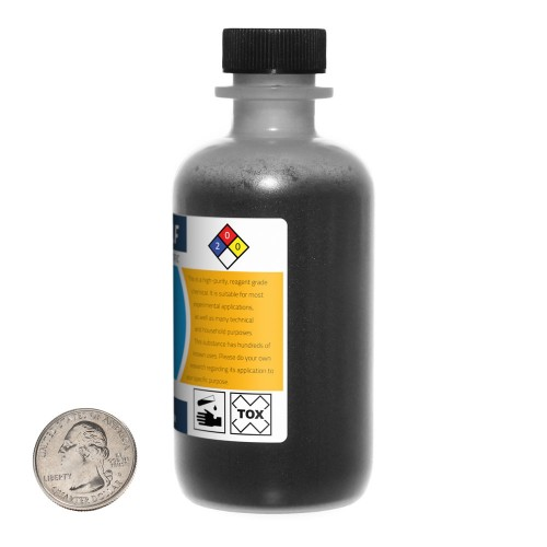 Ferric Chloride - 4 Ounces in 1 Bottle