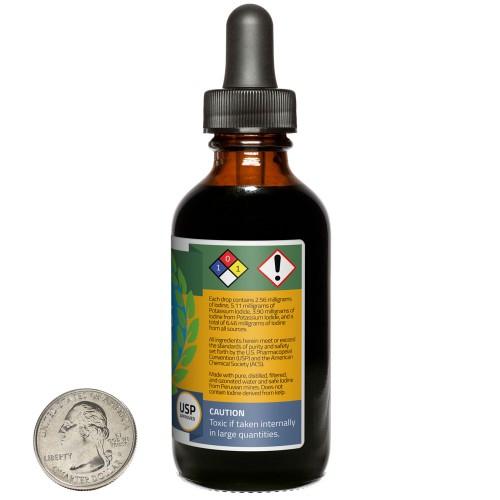 Lugol's Solution 5% - 2 Fluid Ounces in 1 Bottle