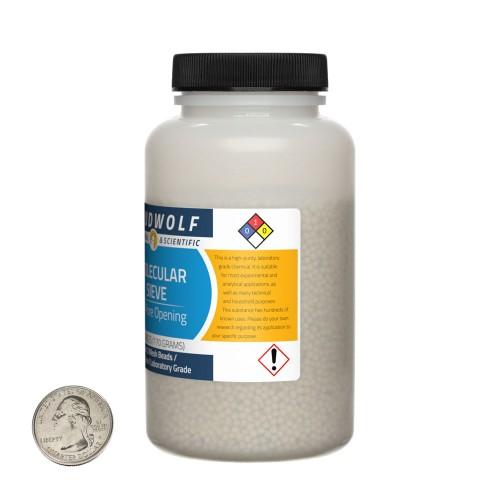 Molecular Sieve - 2.3 Pounds in 6 Bottles