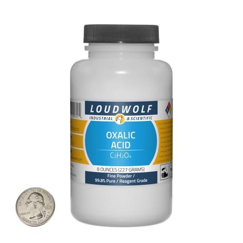 Oxalic Acid  - 8 Ounces in 1 Bottle