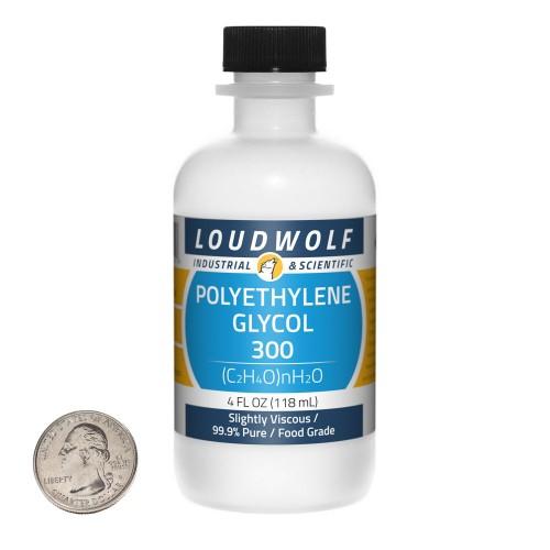 Polyethylene Glycol  300 - 4 Fluid Ounces in 1 Bottle