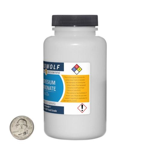 Potassium Carbonate - 8 Ounces in 1 Bottle