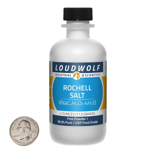 Rochell Salt - 4 Ounces in 1 Bottle
