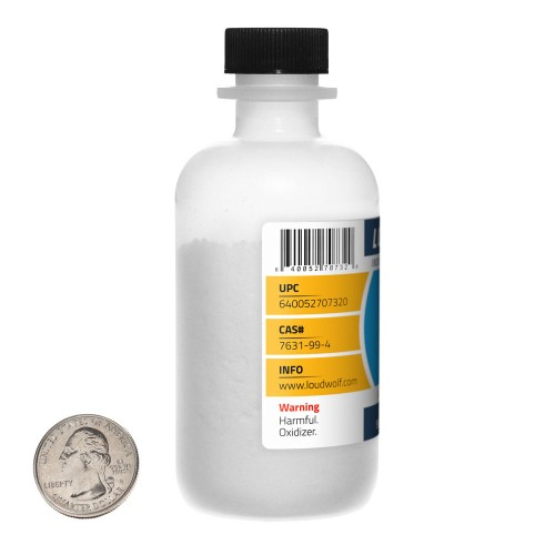 Sodium Nitrate - 4 Ounces in 1 Bottle