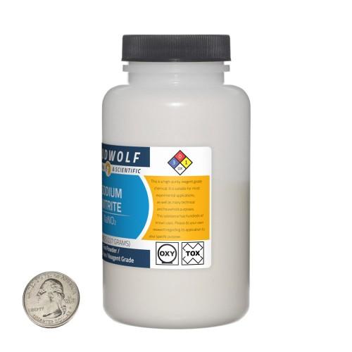 Sodium Nitrite - 1 Pound in 2 Bottles