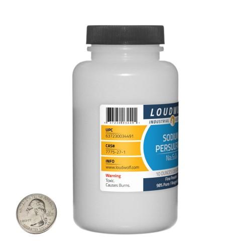 Sodium Persulfate - 10 Ounces in 1 Bottle