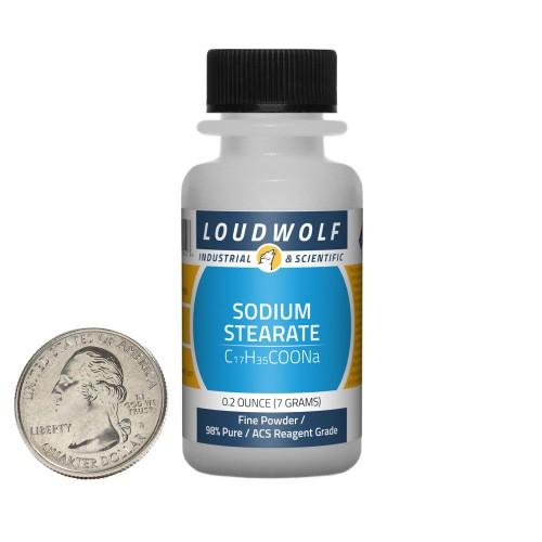 Sodium Stearate - 0.2 Ounces in 1 Bottle
