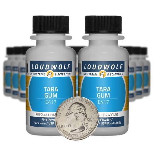 Tara Gum - 10 Ounces in 20 Bottles