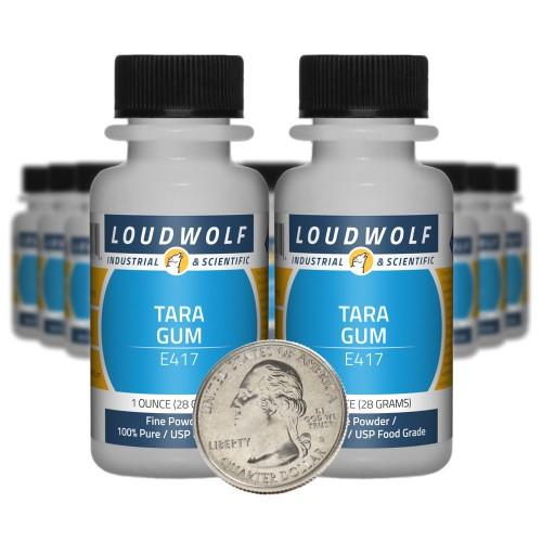 Tara Gum - 1.3 Pounds in 20 Bottles