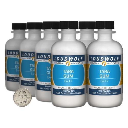 Tara Gum - 1.5 Pounds in 8 Bottles