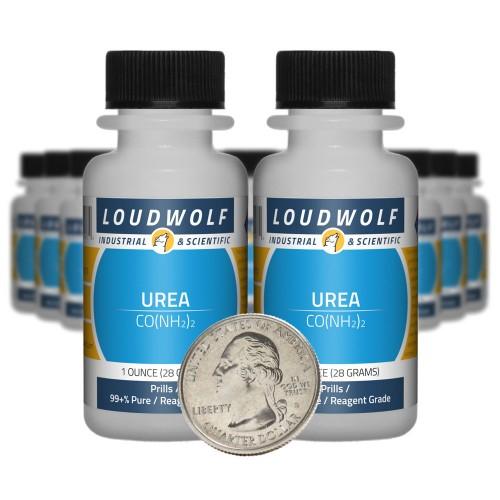 Urea - 1.3 Pounds in 20 Bottles