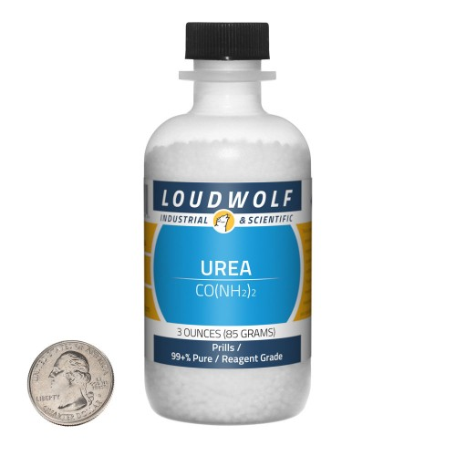 Urea - 3 Ounces in 1 Bottle